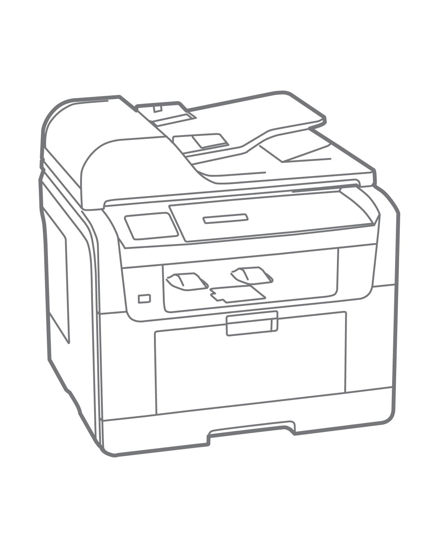 наше рисунок для принтера контраст между